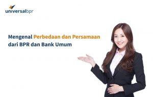 Perbedaan dan Persamaan bank umum dan bpr