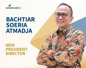 Direktur Utama Bank Universal BPR