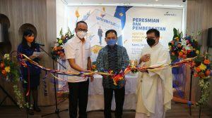 Peresmian Kantor Universal BPR cabang Bogor